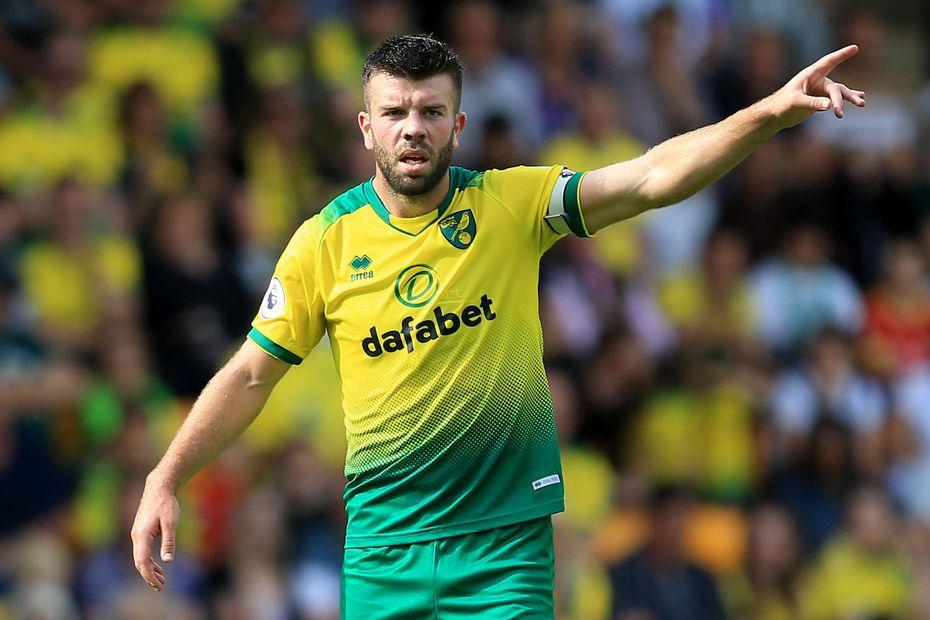 Grant Hanley, Norwich City