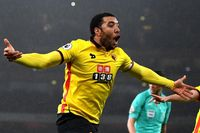 Iconic Moment: Watford's first Emirates Stadium win