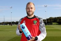 Pukki: Winning award more than I could believe