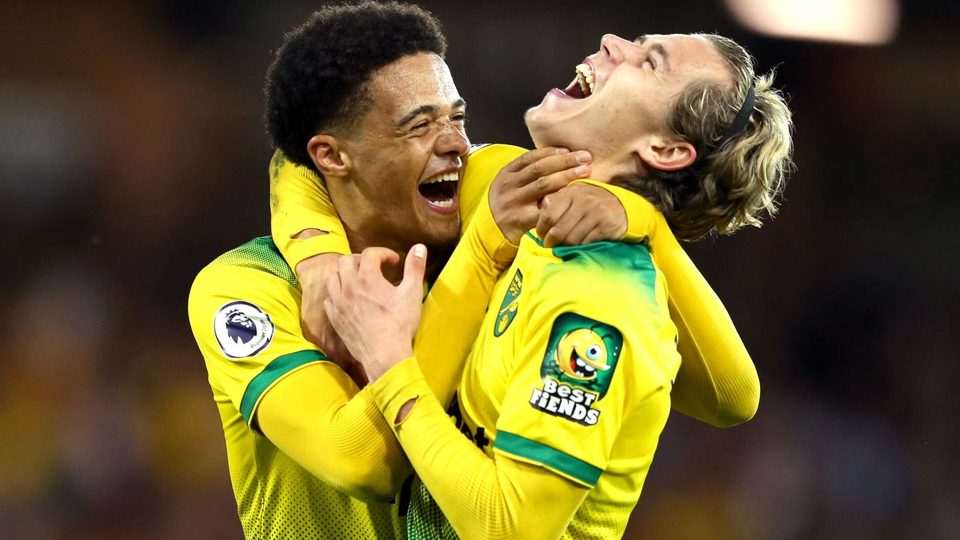 Norwich City 3-2 Manchester City