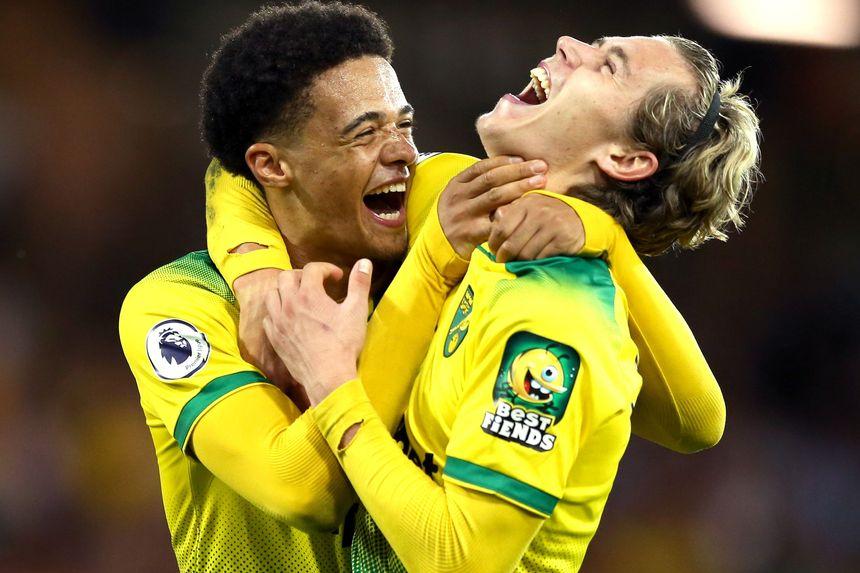 Norwich City 3-2 Manchester City