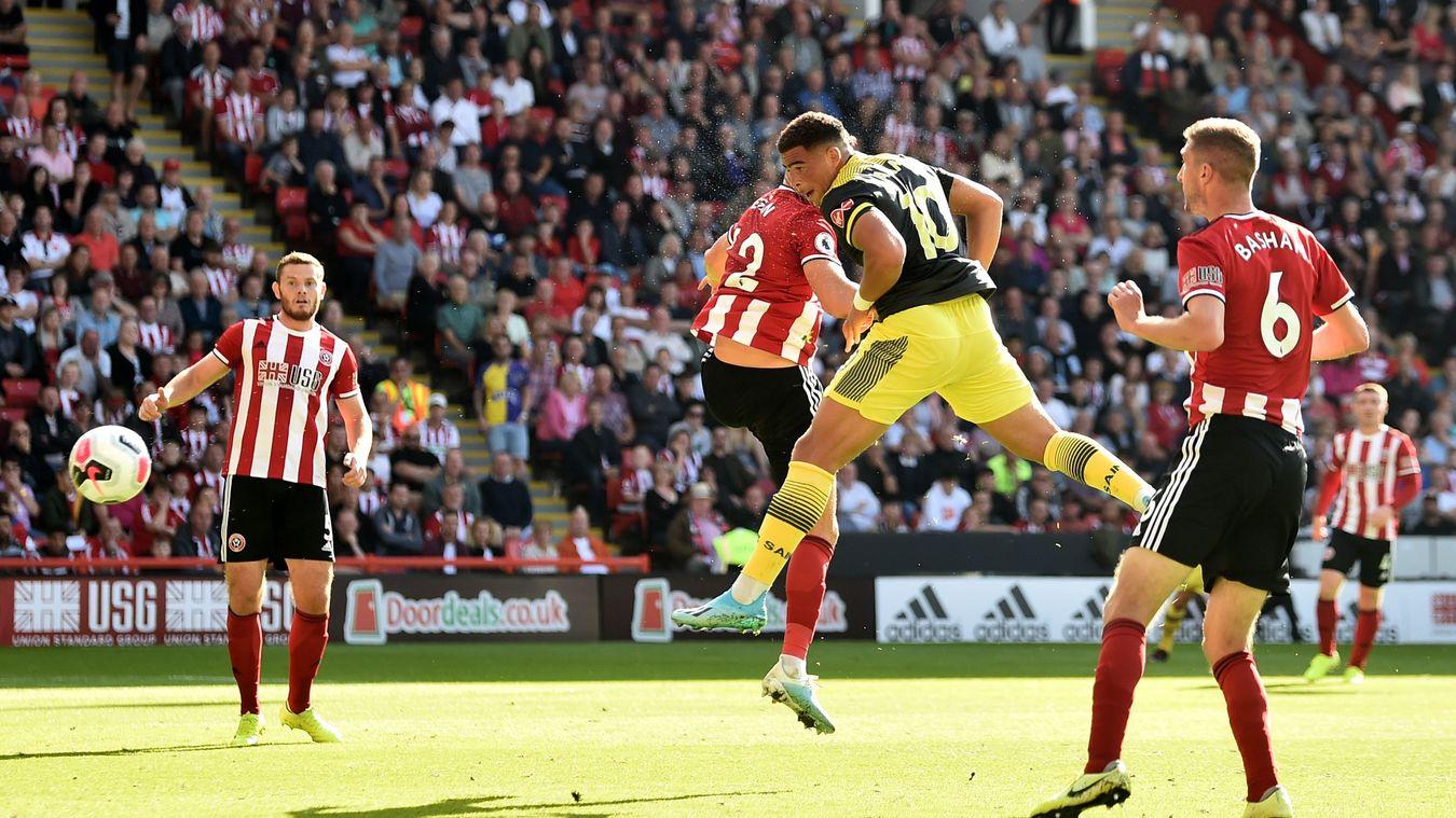 Sheffield United 0-1 Southampton