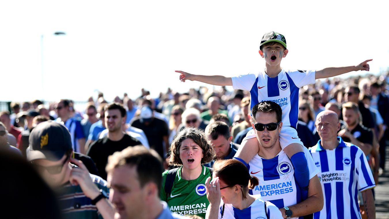 Brighton & Hove Albion 1-1 Burnley