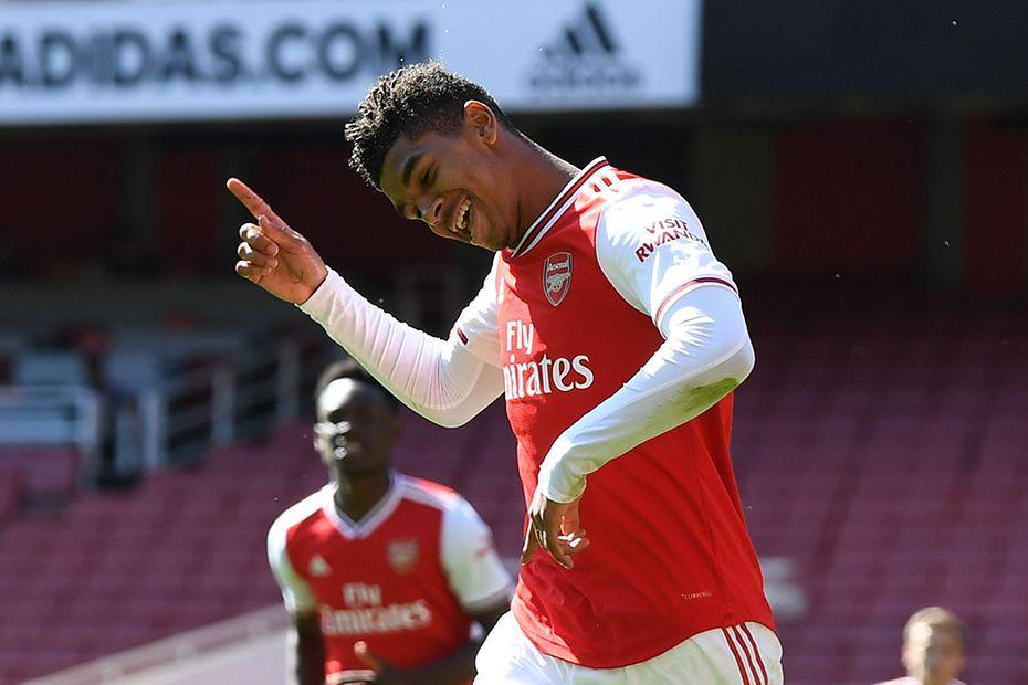 Tyreece John-Jules, Arsenal