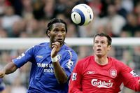 Fifteen years ago today: Drogba inspires Chelsea at Anfield