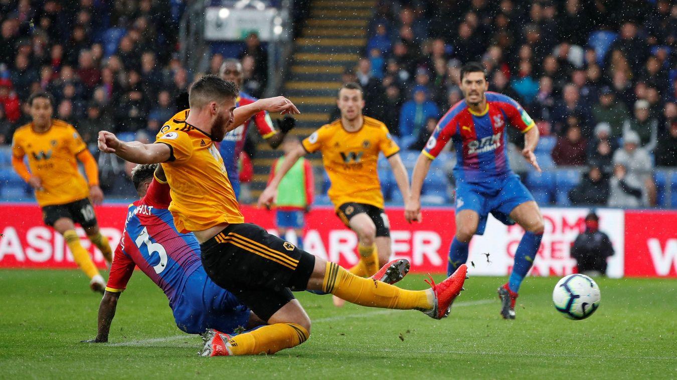 Crystal Palace v Wolverhampton Wanderers