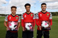 Aarons, Lewis and Godfrey proud of journey to PL