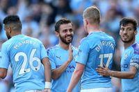 Sherwood: Man City relentless against Watford