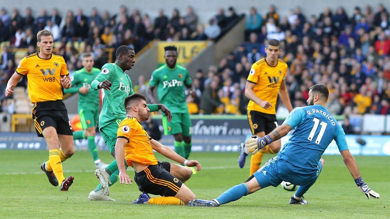 Wolverhampton Wanderers v Watford