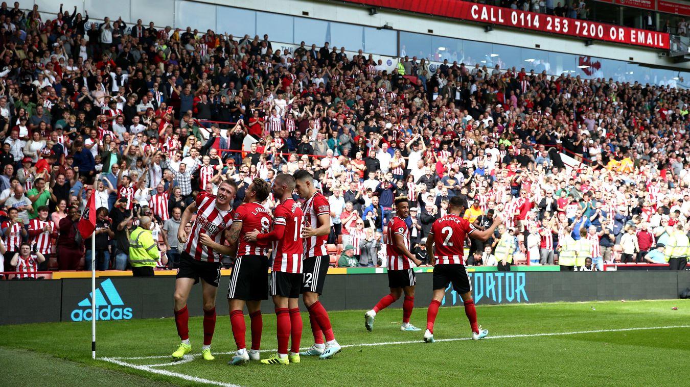 Sheffield United v Liverpool