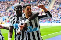Classic match: Perez earns Newcastle win at Leicester