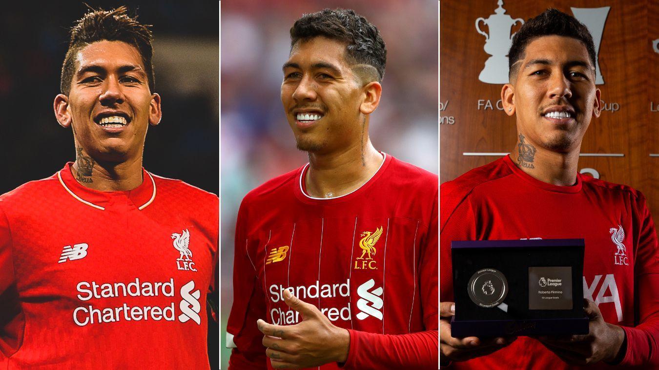 Premier League Milestones, Roberto Firmino