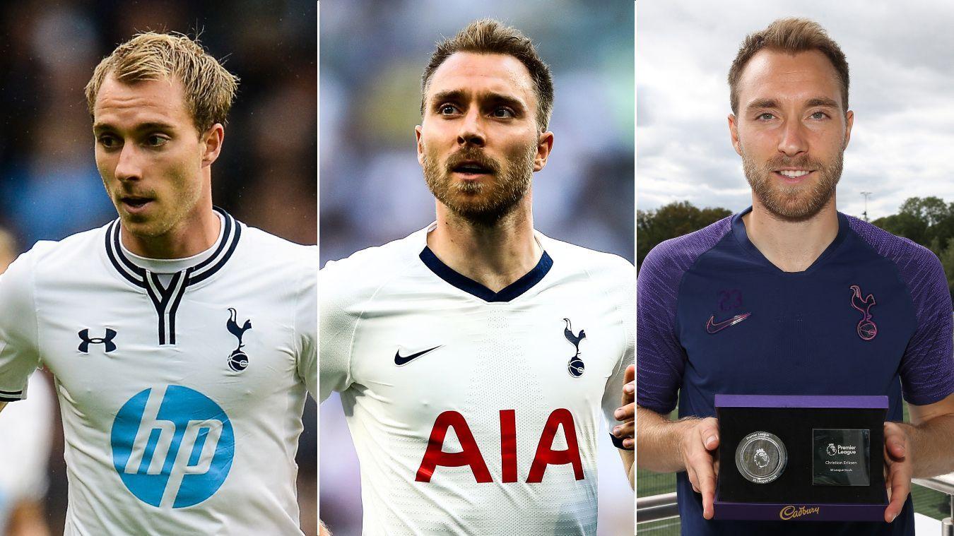 Premier League Milestones, Christian Eriksen