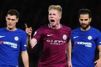 Flashback: De Bruyne hits winner at Chelsea