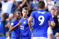 Given: Leicester can challenge for top four
