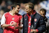 Van Persie: I always asked Bergkamp for tips