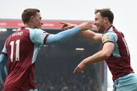 Classic match: Wood and Barnes see off Everton