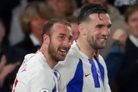 On this day - 5 Oct 2018: Brighton 1-0 West Ham