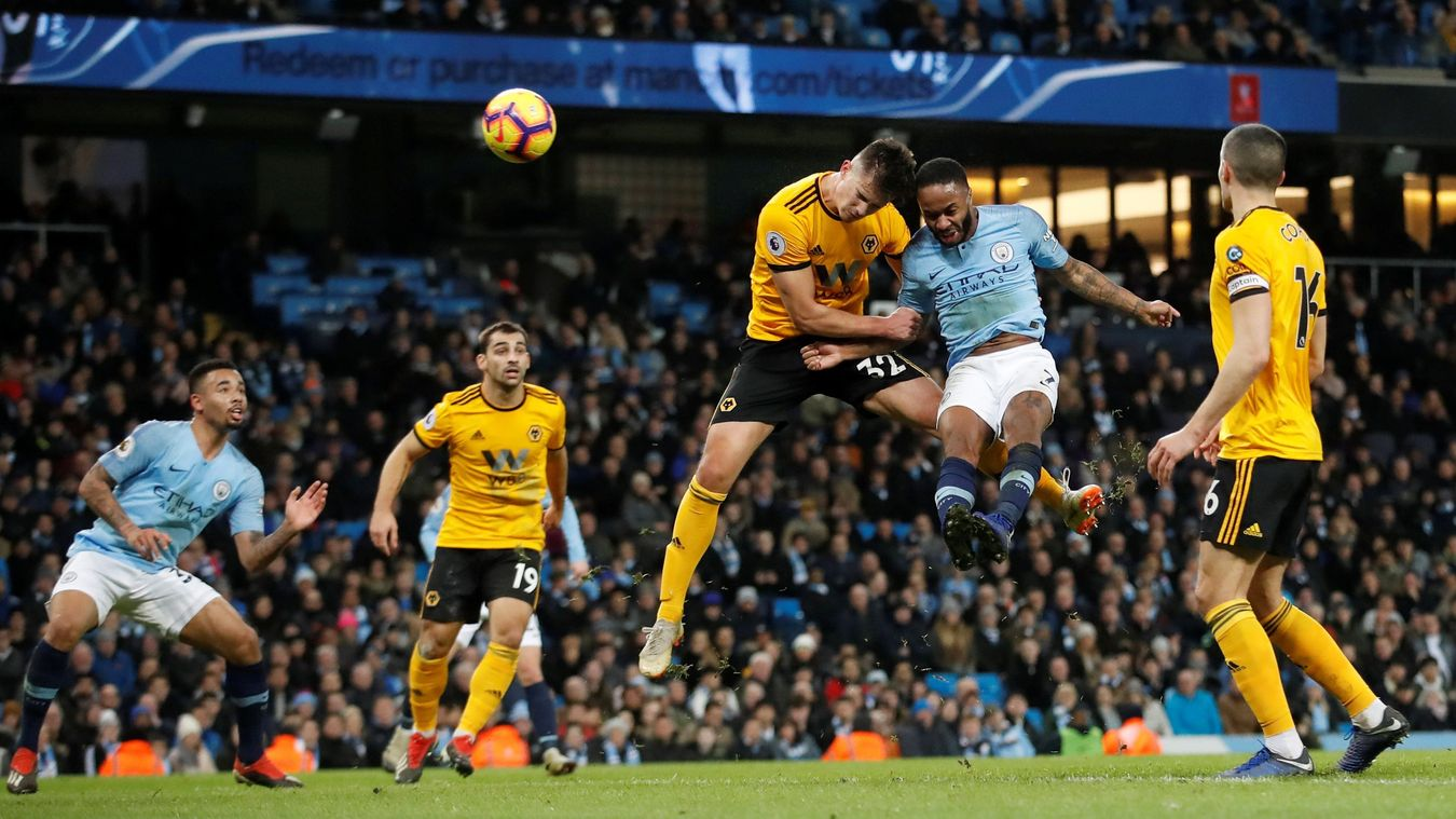 Manchester City v Wolverhampton Wanderers