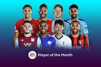 EA SPORTS Player of the Month shortlist for September