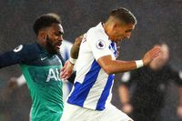Goal of the day: Knockaert catches Spurs on break