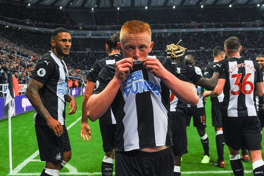 Matty Longstaff, Newcastle United