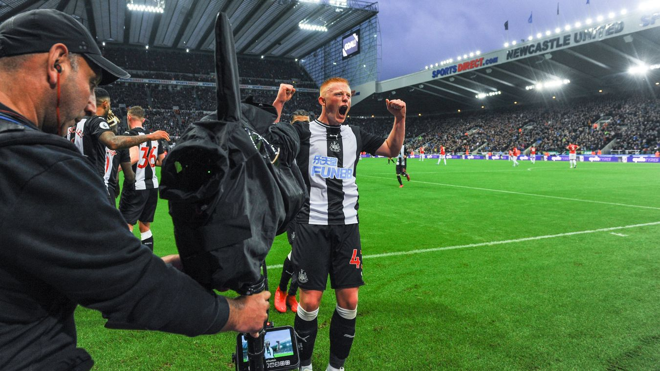 Newcastle United 1-0 Manchester United