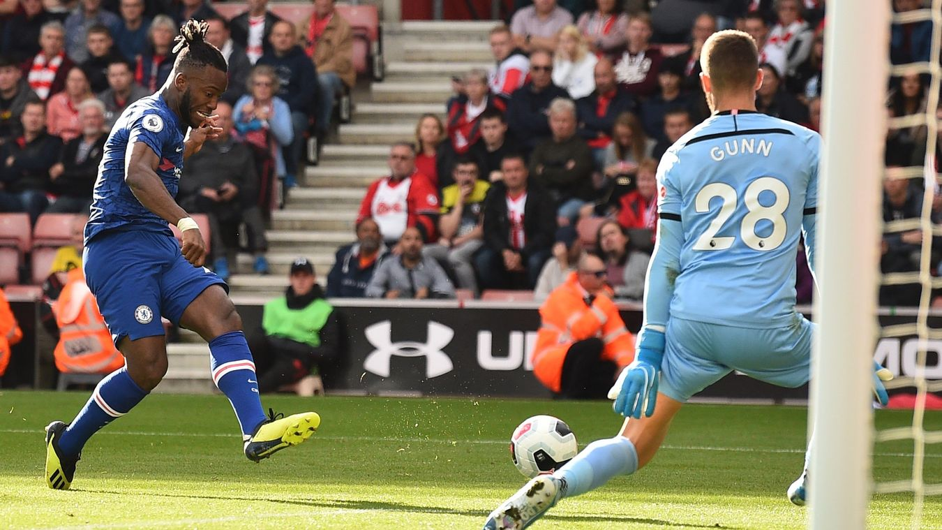 Southampton 1-4 Chelsea