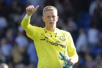 Pickford: Non-league days made me a man