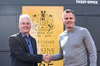 Jamie Carragher sees how PL funding transformed Marine FC