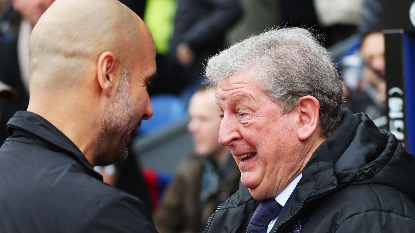 Crystal Palace v Manchester City