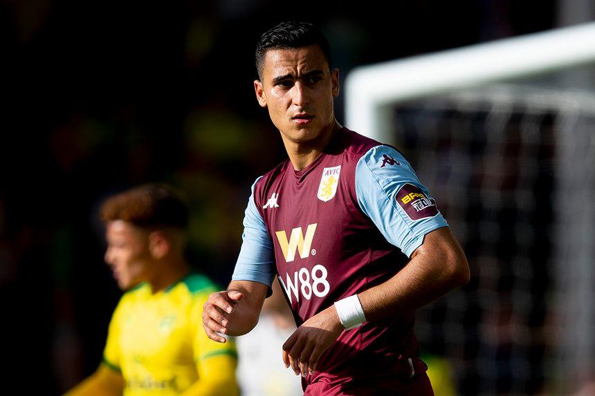 Anwar El Ghazi, Aston Villa