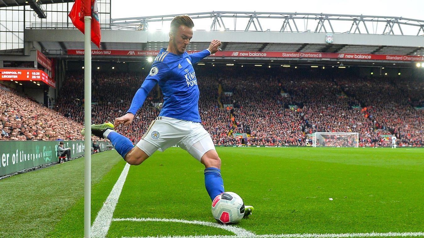 Leicester City v Burnley