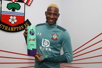 Djenepo: Budweiser Goal of the Month makes me happy