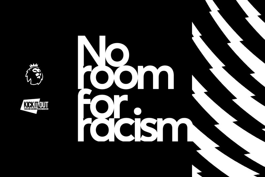 No Room For Racism 2019-20 lead