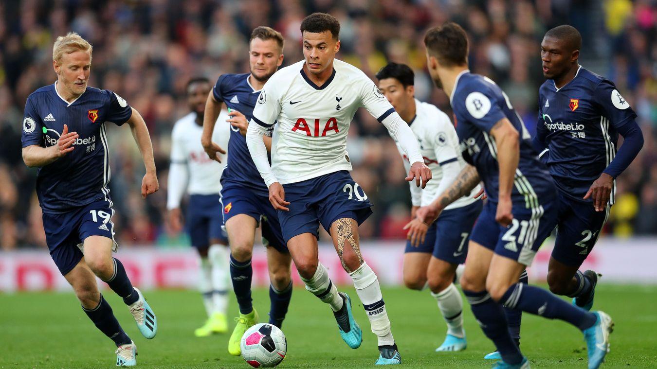 Tottenham Hotspur 1-1 Watford