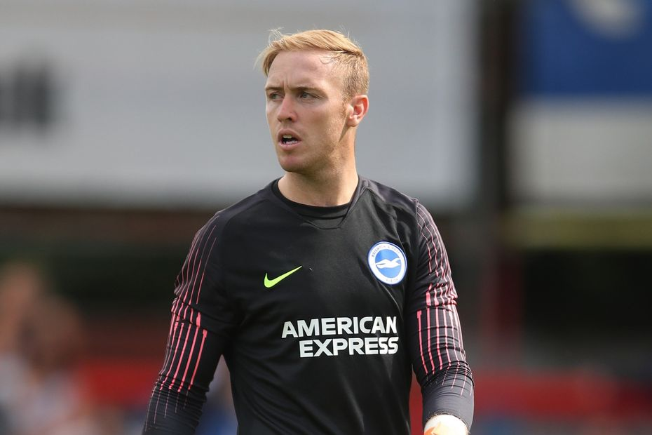 Jason Steele, Brighton