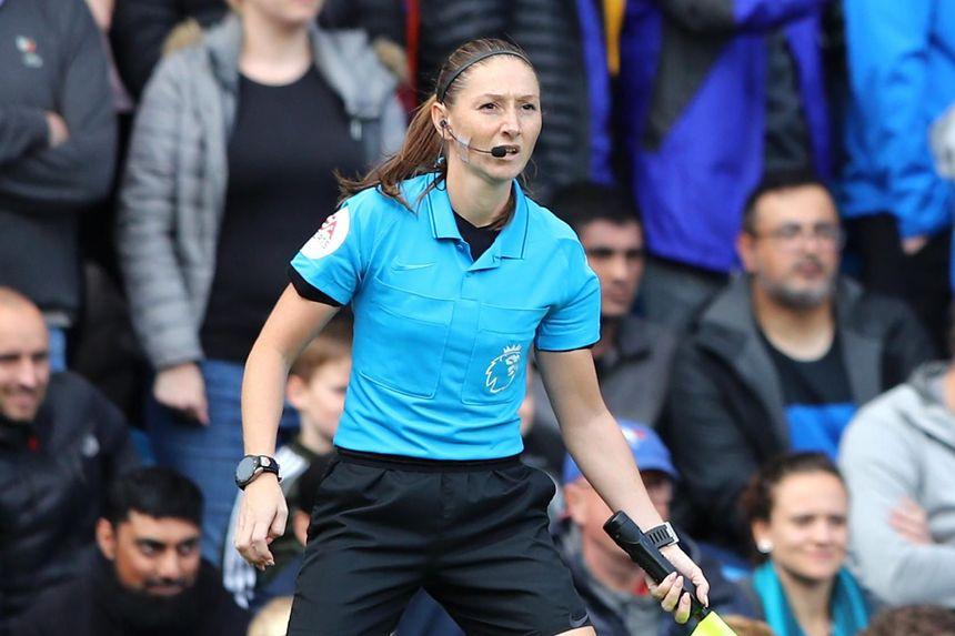 Burnley FC v Liverpool FC - Sian Massey-Ellis