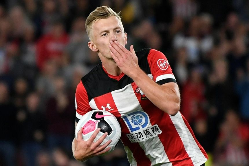 James Ward-Prowse - Southampton v AFC Bournemouth
