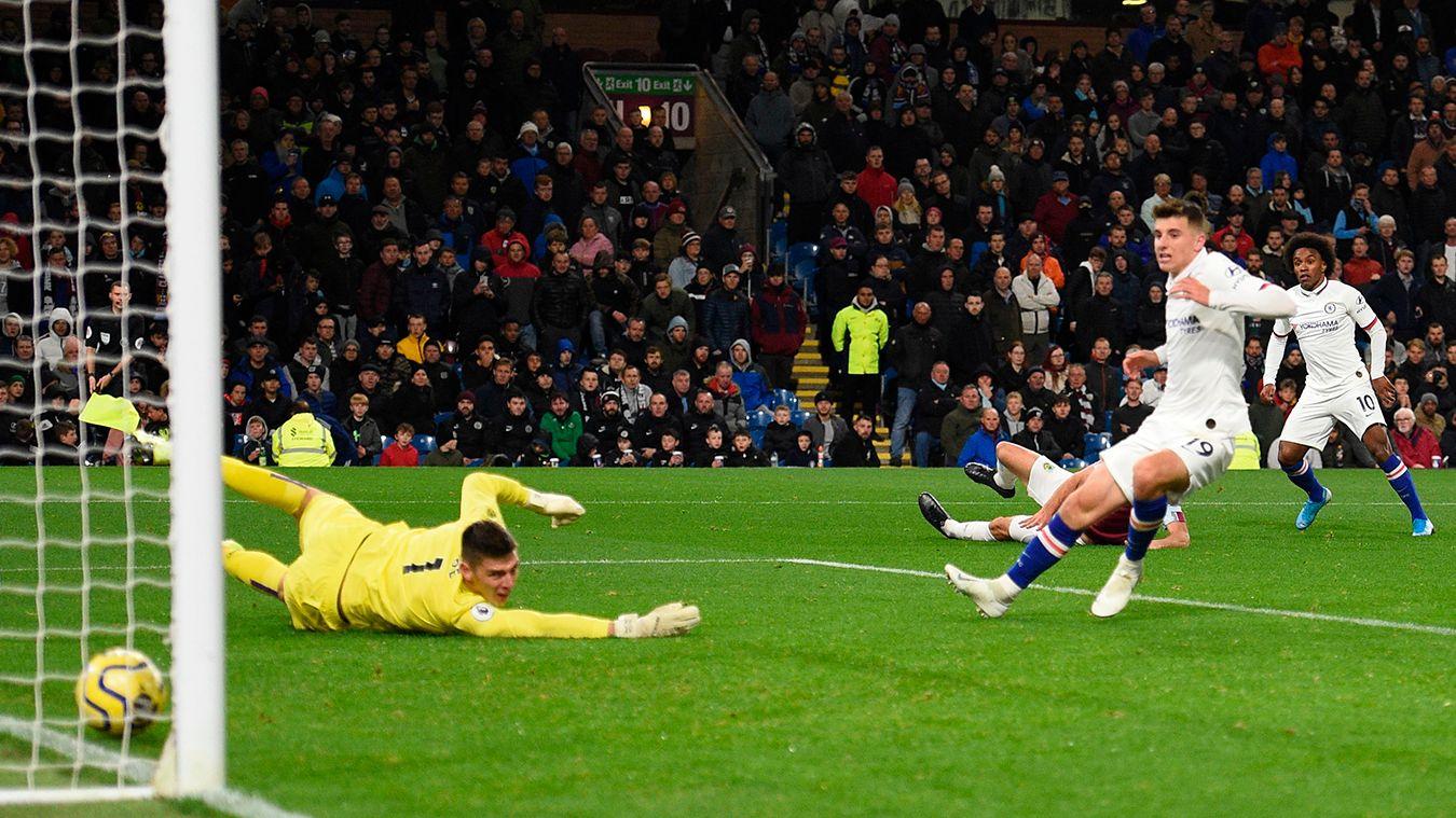 Burnley 2-4 Chelsea