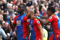 Classic match: Crystal Palace 2-2 Leicester, 2016/17