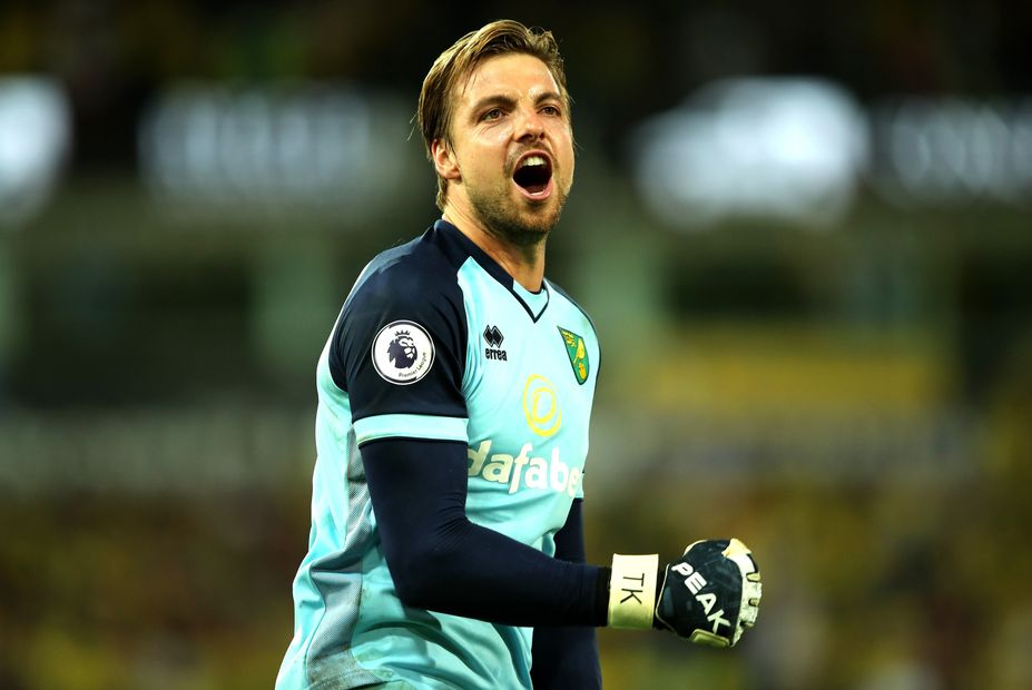 Tim Krul, Norwich City