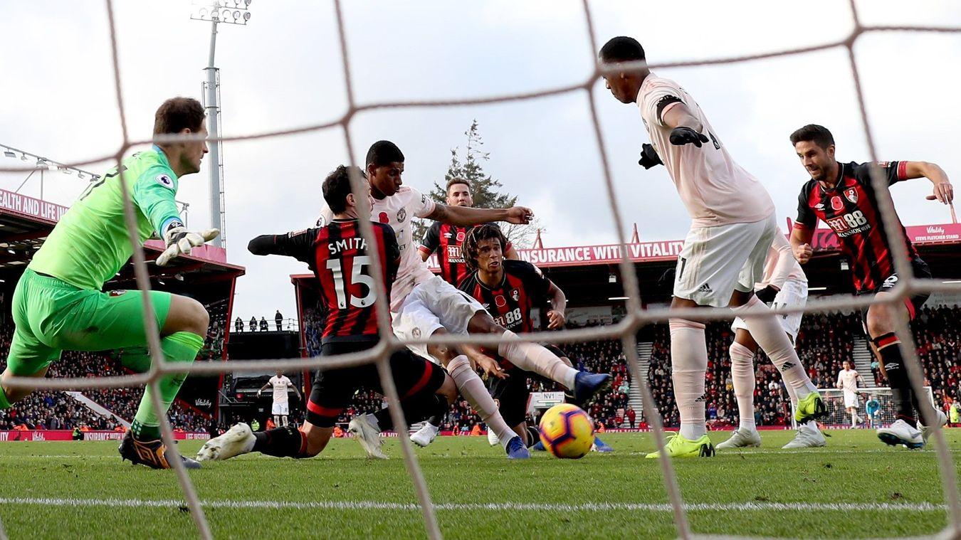 AFC Bournemouth v Manchester United