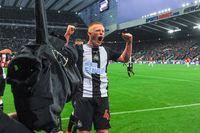 Flashback: Longstaff's dream debut goal v Man Utd