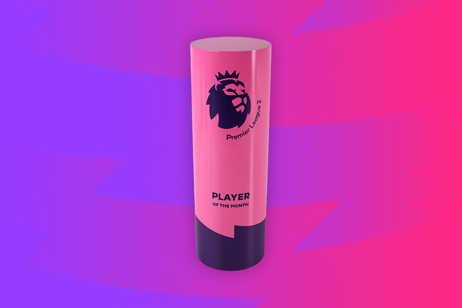 The Premier League 2 Player of the Month award