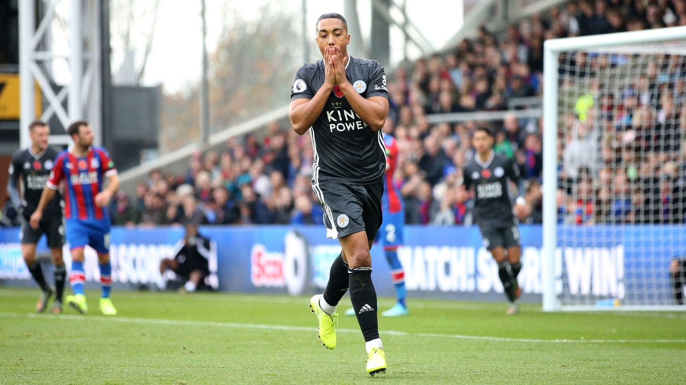 Crystal Palace 0-2 Leicester City