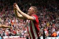 Flashback: Lundstram lift-off for Sheff Utd