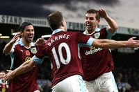 Flashback: Barnes strikes as Burnley edge Palace in epic