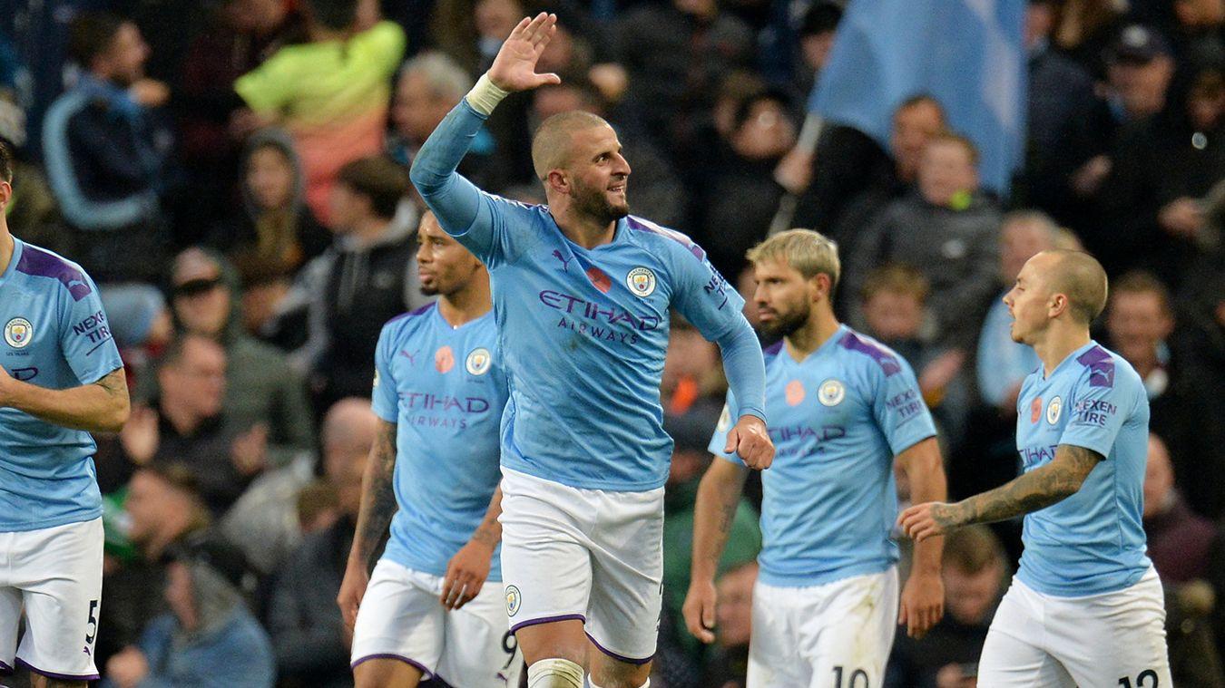 Manchester City 2-1 Southampton