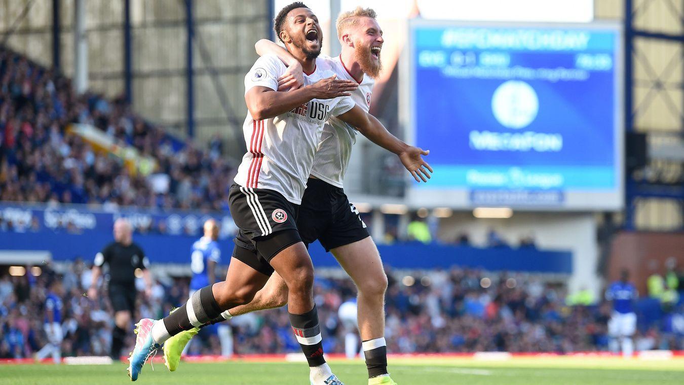 Tottenham Hotspur v Sheffield United
